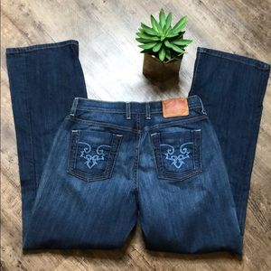 Lucky brand classic rider jeans size 8/29